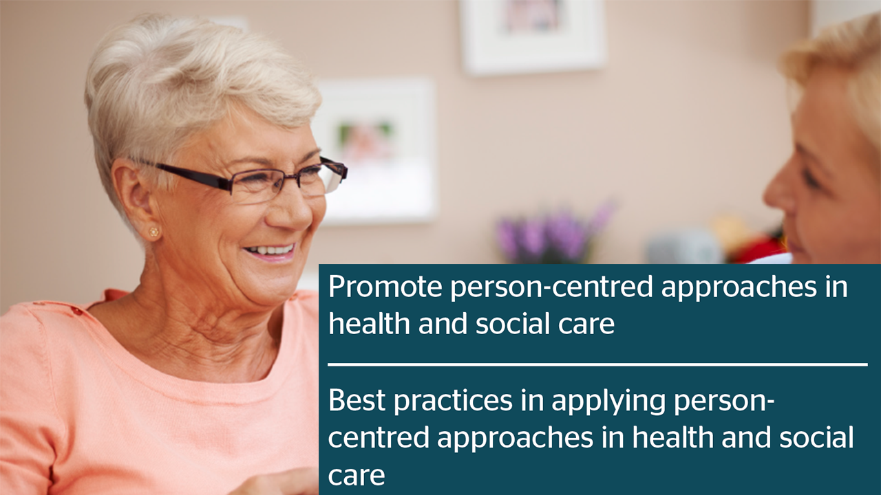 Best practices in applying person centred approaches PDF thumbnail