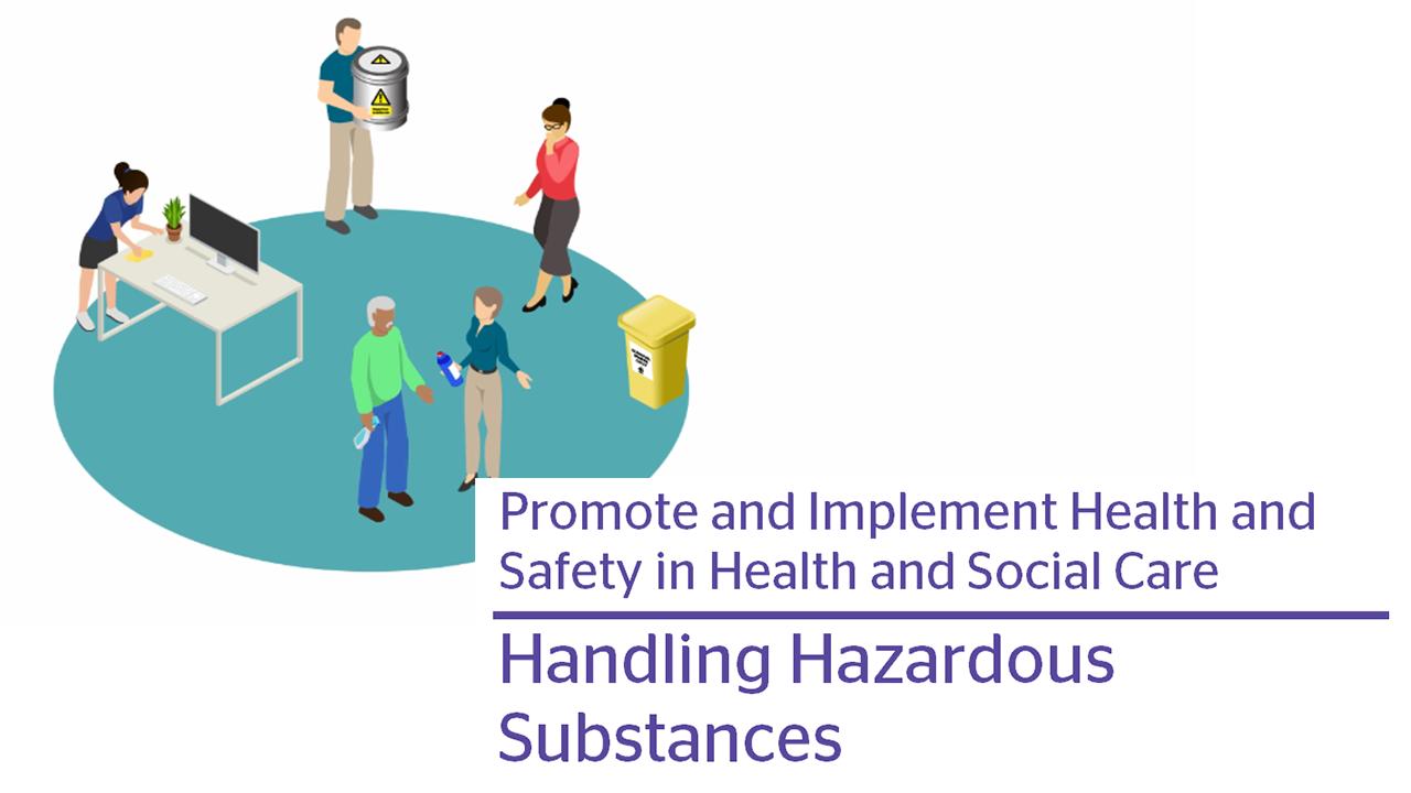 Handling hazardous substances video thumbnail