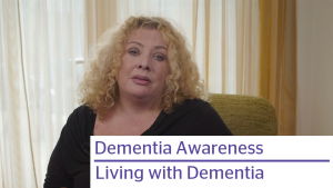 Living With Dementia Video Thumbnail