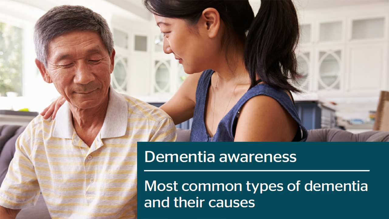 Most commons types of dementia and their causes PDF thumbnail