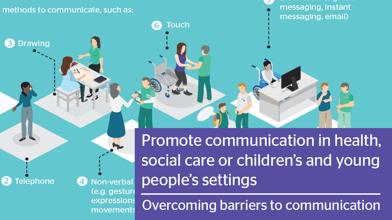 Overcoming barriers to communication infograph thumbnail