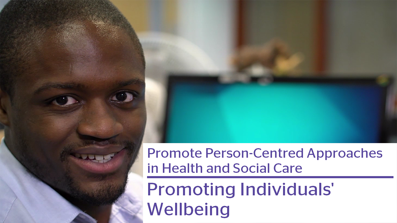 Promoting Individuals Wellbeing Video Thumbnail