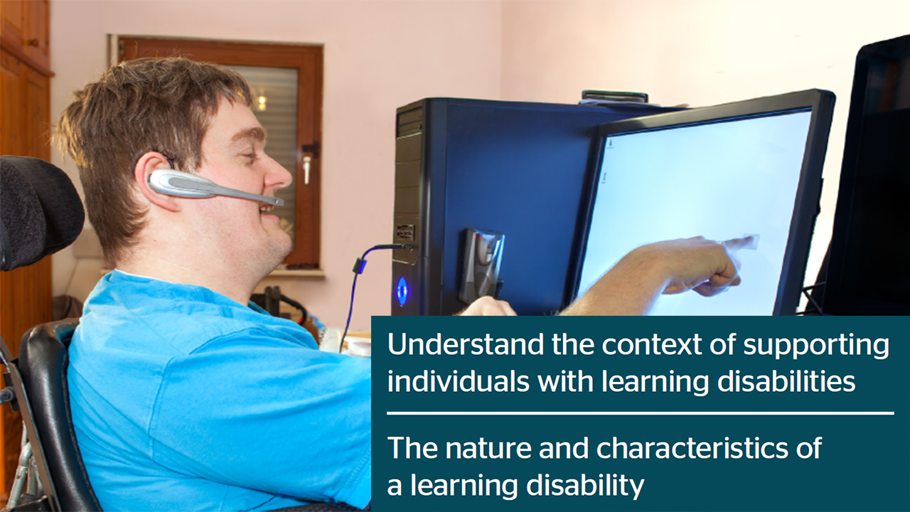 The nature and characteristics of a learning disability PDF thumbnail