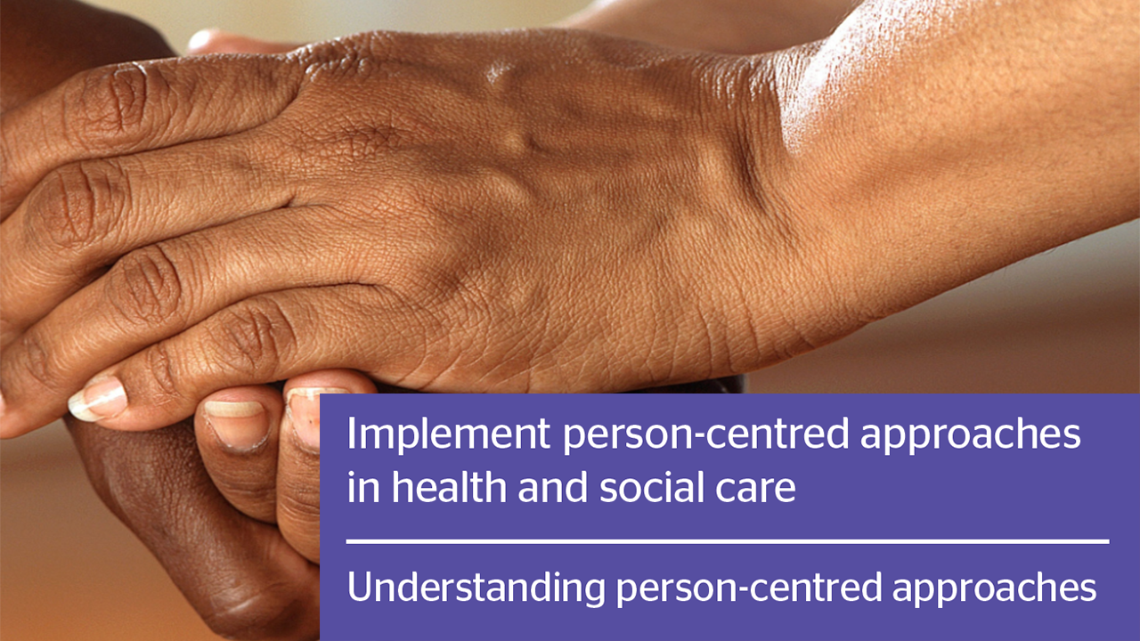 Understanding person-centred approaches PDF thumbnail