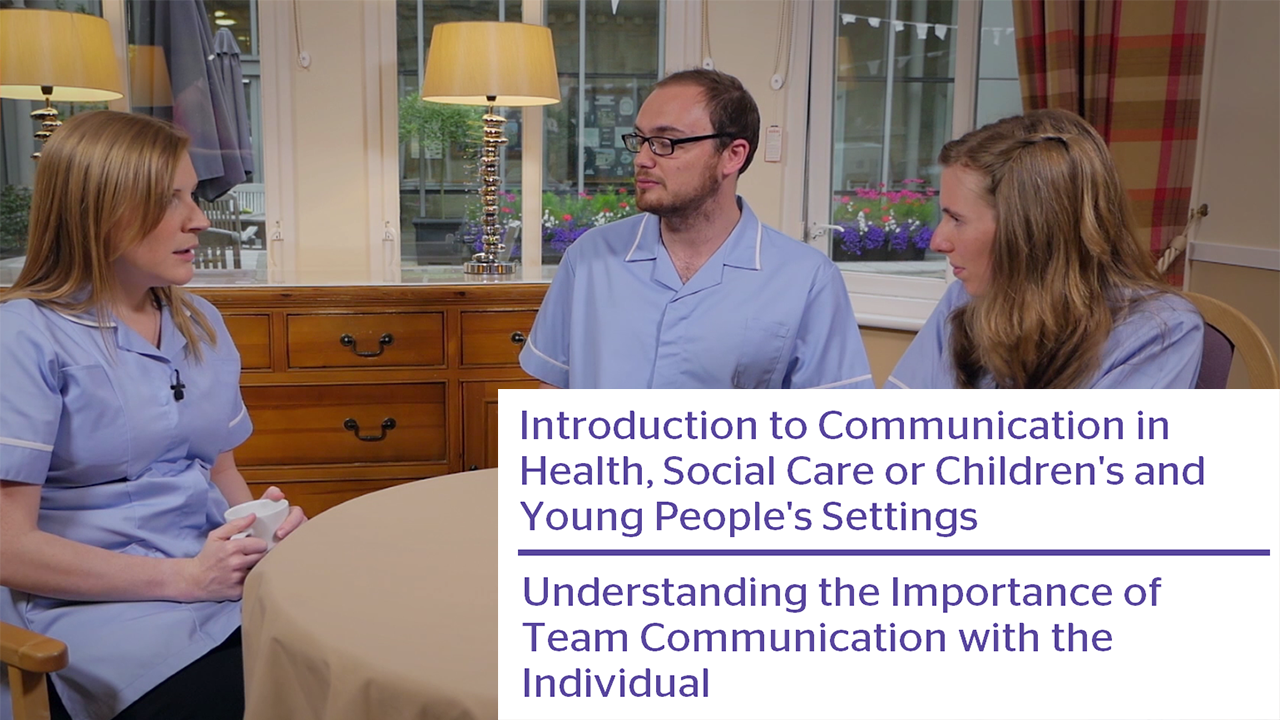 Understanding The Importance Of Team Communication with the individual Video Thumbnail
