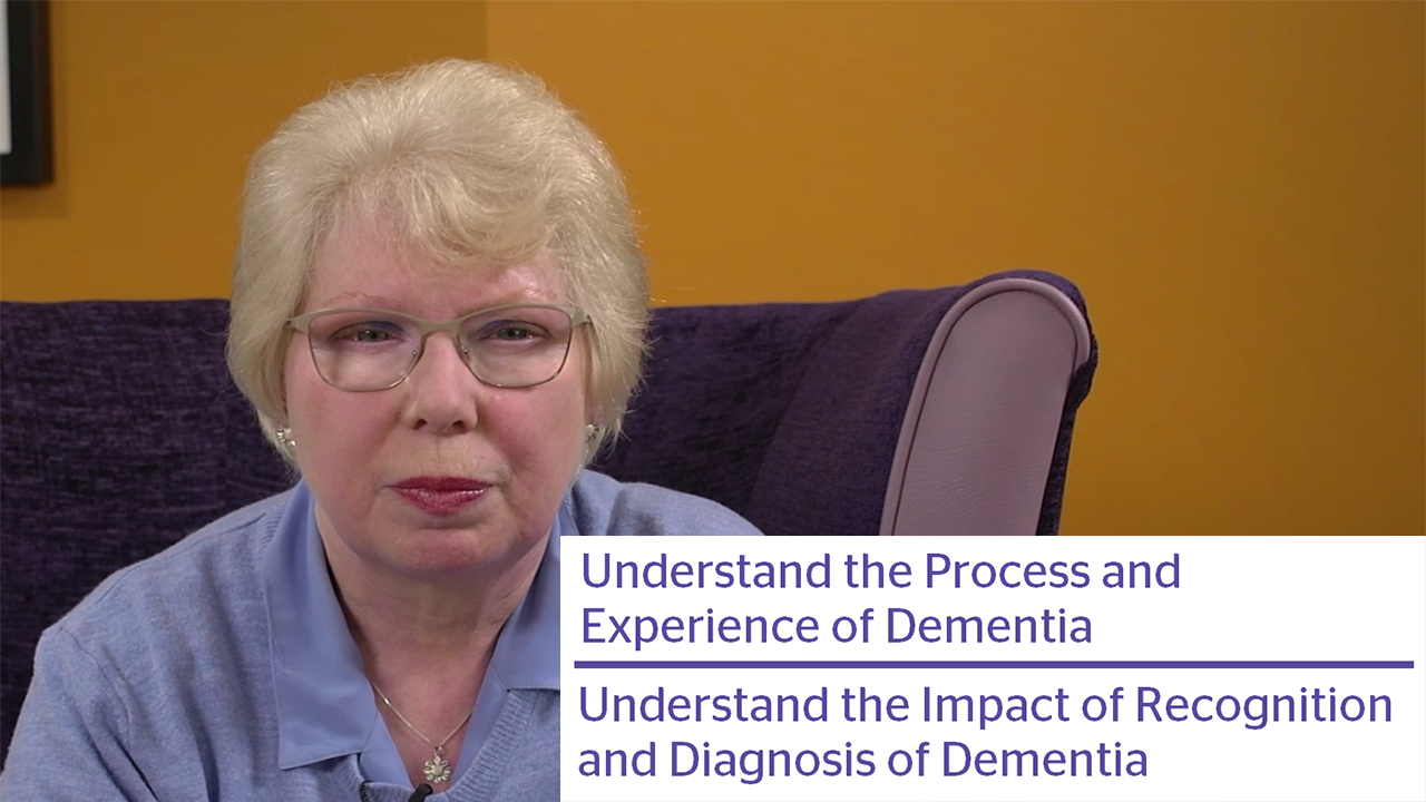 Understand the Impact Of Recognition And Diagnosis Of Dementia Video Thumbnail
