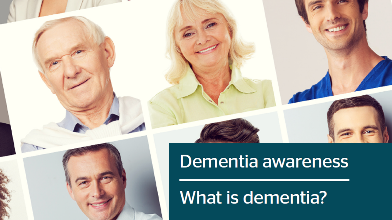 What is dementia PDF thumbnail